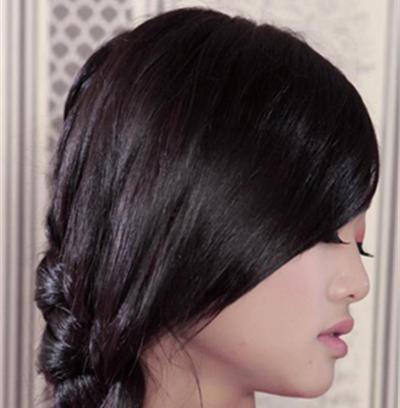 各种蜈蚣辫发型 助你打造时尚魅力