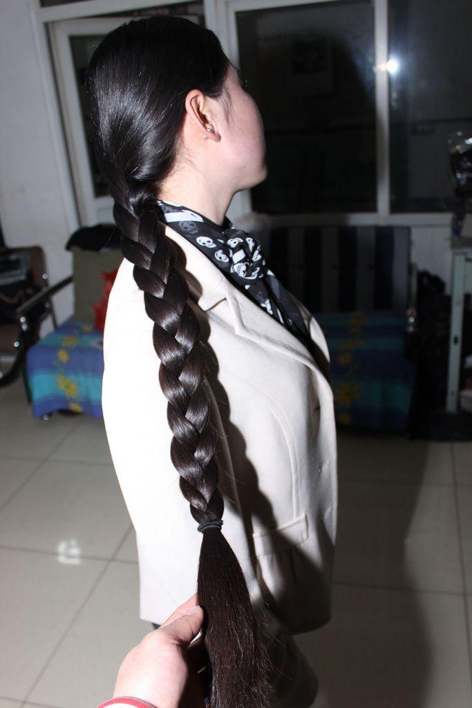 来自北京的长发女孩