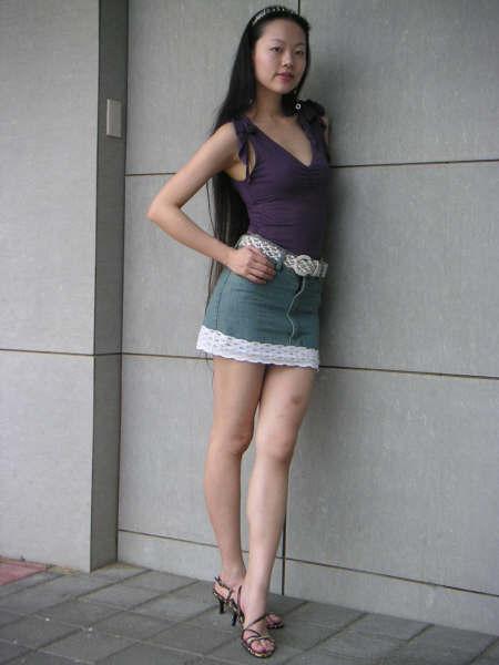 台湾的长发美女怎能少了粉红芭比