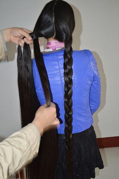 爱的边缘剪长发辫子_爱的边缘